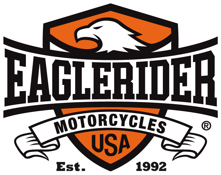 logo eaglerider tours of legends